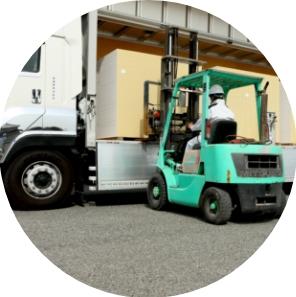 一般貨物自動車運送事業              自動車運送取扱事業